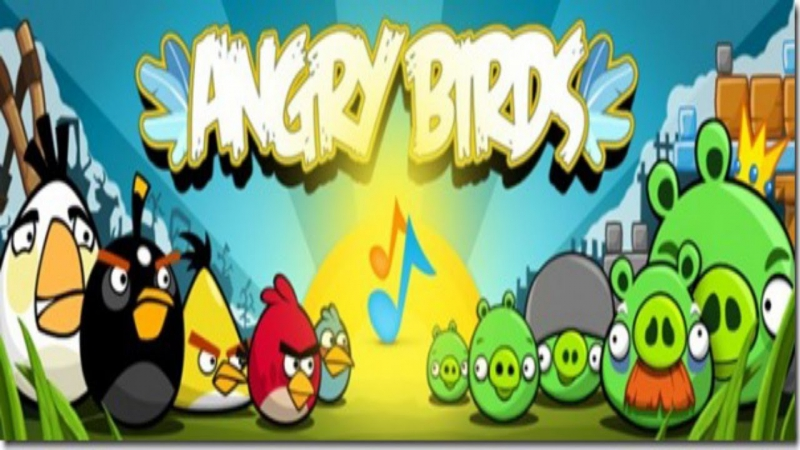Angry Birds - Melody Somebody Trap Remix