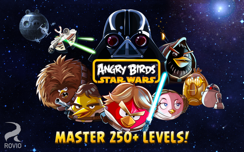 ANGRY BIRDS - STAR WARS II final