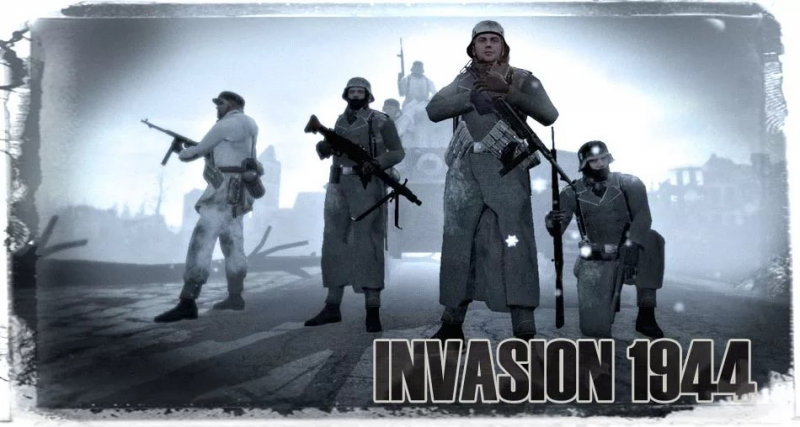 ArmA 3 Invasion 1944 - Prologue