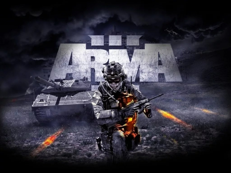 ArmA 3 (Jan Dusek) - This Is War Main Theme