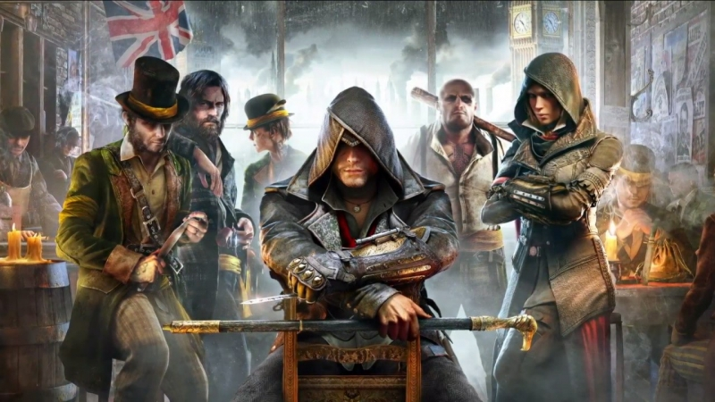 ASSASIN`S CREED - SYNDICATE
