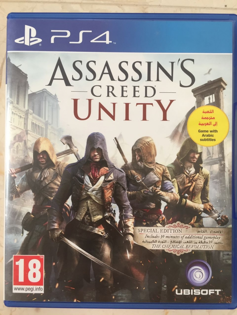 Assasins Creed Unity - Assasins Creed Unity