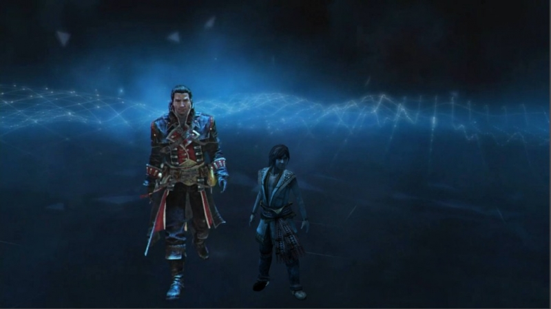 Assassin's Creed Rogue - Animus Black