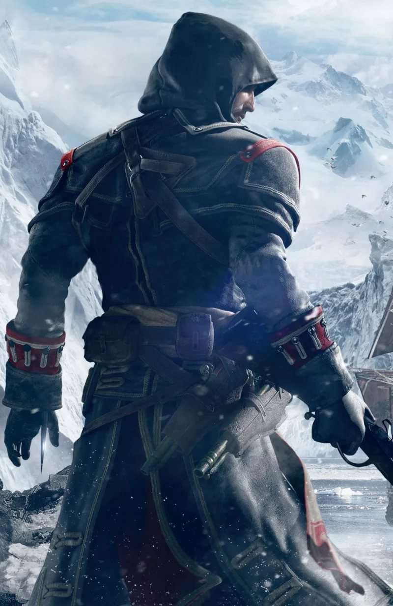 Assassin's Creed׃ Rogue Unreleased Soundtrack - My Name is Shay Patrick Cormac