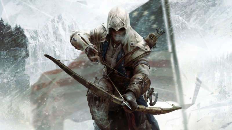 Assassins Creed 3 - 2 [Tolipov Project] [T]Music