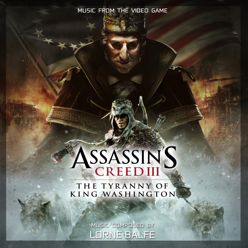 Assassins Creed 3 - Alternate main theme