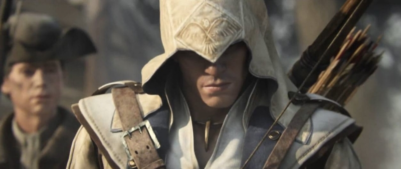 Assassins Creed 3 - E3 trailer
