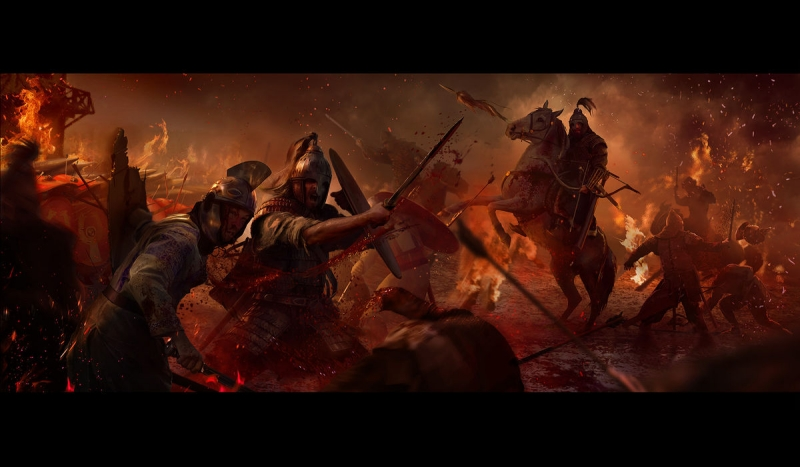 Attila - Total War - Fire & Ice