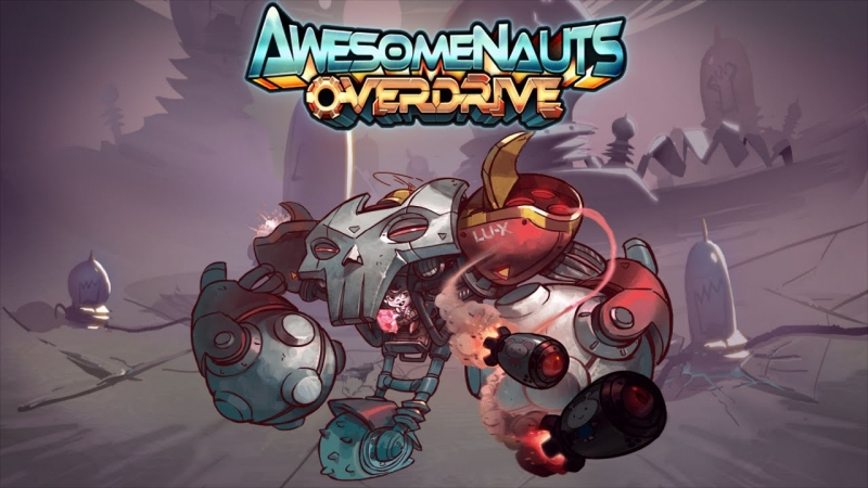 Awesomenauts - Skolldir Theme