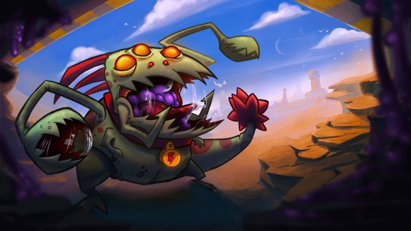Awesomenauts - Gnaw