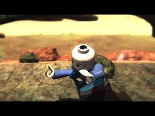 LEGO Star Wars III - The Clone Wars - Battle for Bricks - Trailer