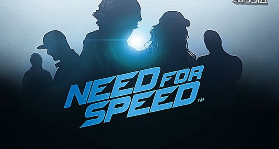 Need for Speed (2015) - Трейлер с E3 [RuS DuB]