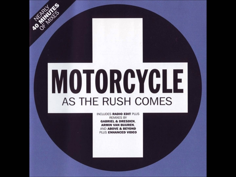 B a by l o n I A - Motorcycle-As The Rush Comes The Distance & Riddick Re - Groove