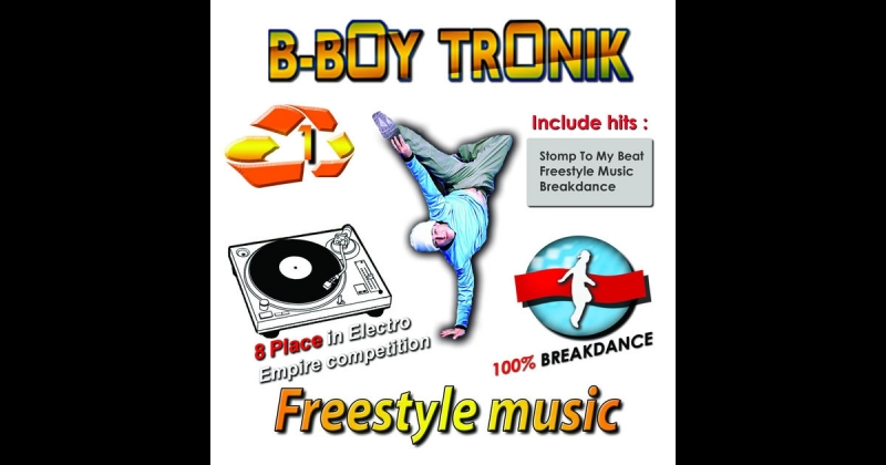 B-Boy Tronik - Do You Wanna Get Crazy