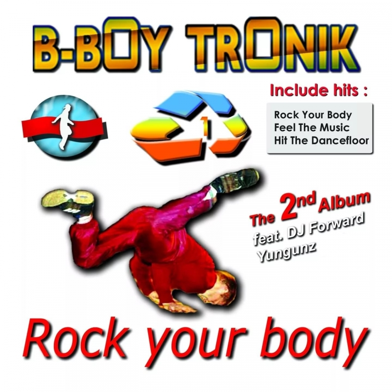 B-Boy Tronik - The Beat Kicks