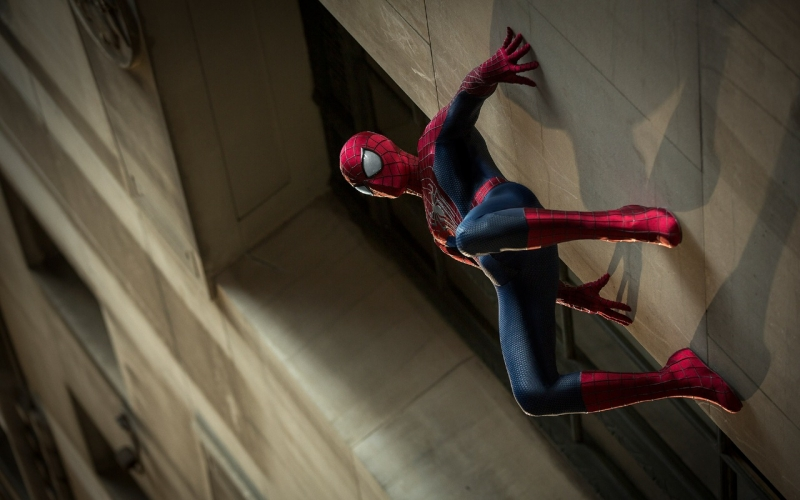 "Баста - Супергерой Preview. From ""The Amazing Spider-Man 2"""