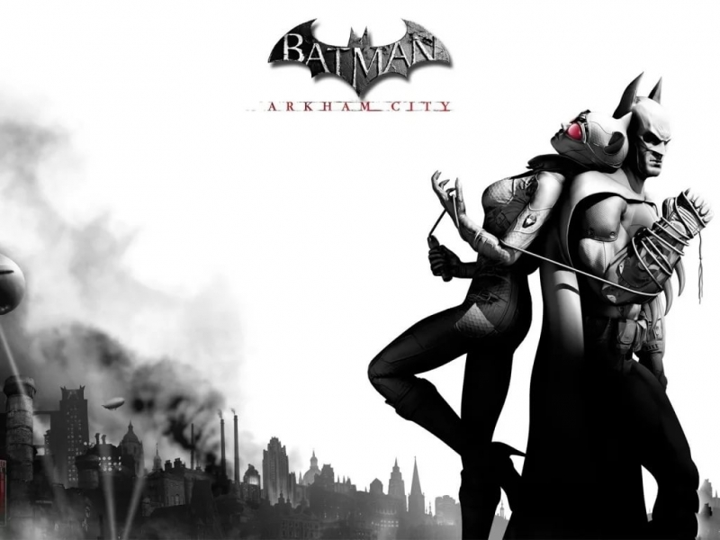 Baan Arkham City OST - You will bring me Nora or you will die.
