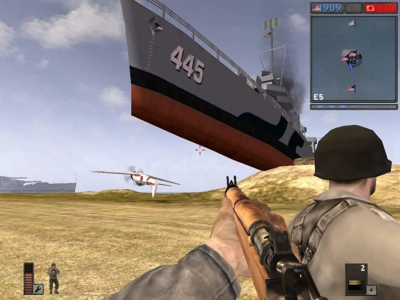 Battlefield 1942 - Vehicle 4
