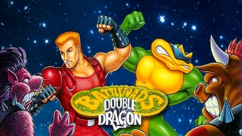 Battletoads and Double Dragon - THEME