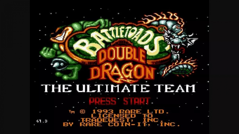 Battletoads & Double Dragon (David Wise) - 04 - On da Ship's Tail Stage 1