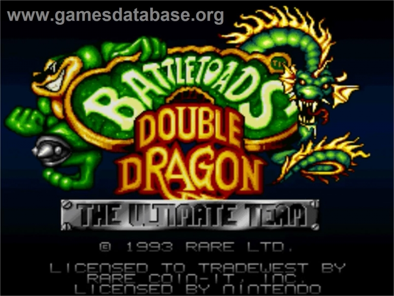 Battletoads & Double Dragon (David Wise) - 12 - On da Missile (Stage 5)