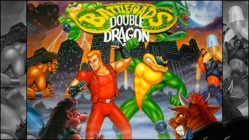 Battletoads & Double Dragon (NES) (David Wise) - Level 1 Tail Of The Ratship