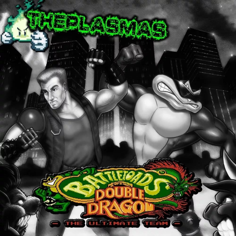 Battletoads & Double Dragon The Ultimate Team - Stage 3 [Vinch  Music]