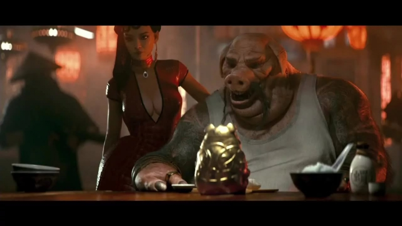 Beyond Good and Evil - Dancing With Me >=)
