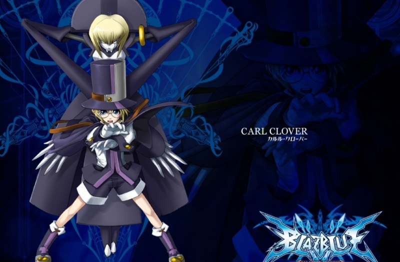 BlazBlue - Calamity Trigger - Marionette Purple [Carl Clover]