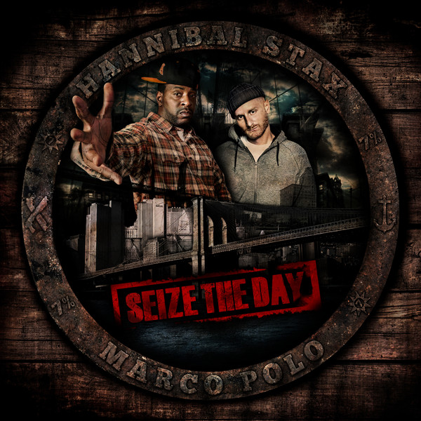 Bless - Seize The Day Feat Dexter D Def Jam Fight For Ny