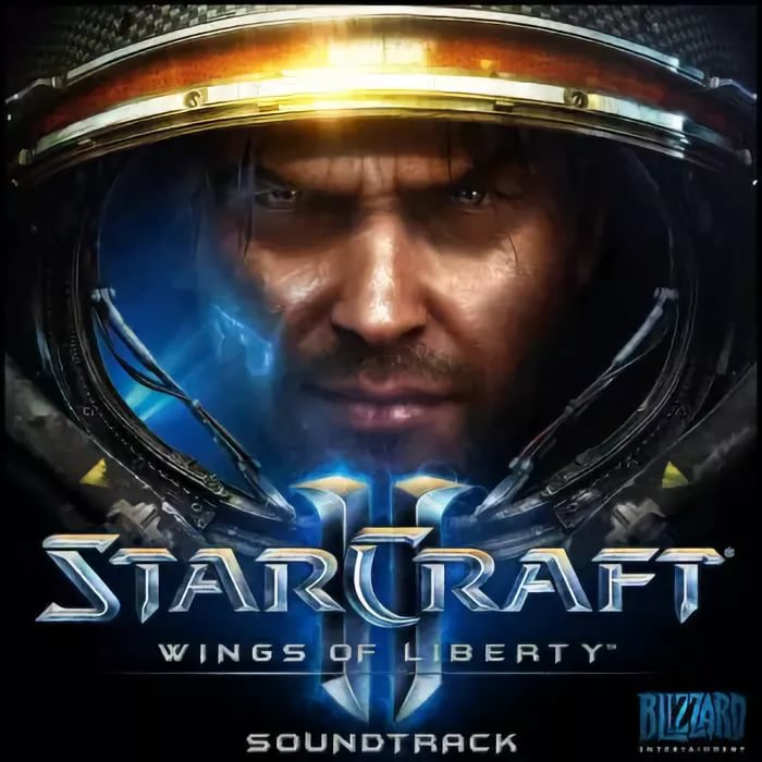 Blizzard Entertainment StarCraft 2 Wings Of Liberty OST - I, MENGSK