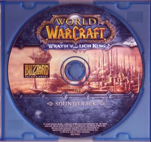 ( Blizzard Entertainment World Of Warcraft  Wrath Of The Lich King OST )