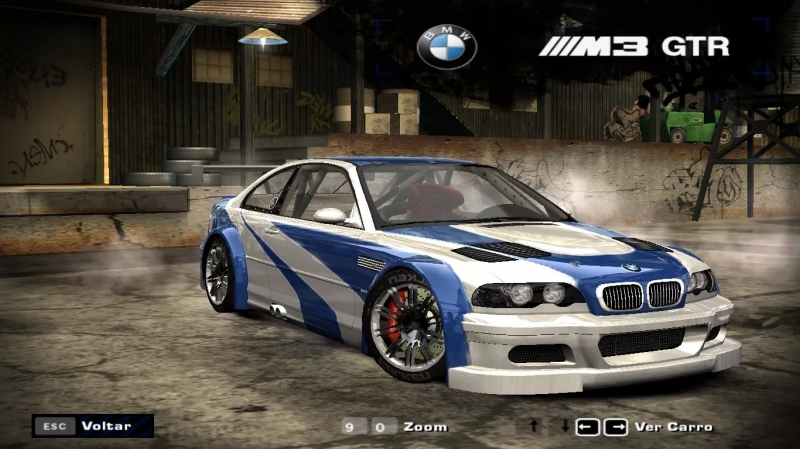 BMW M3 MOST WANTED 1 - БМВ М3 Е46 З МОСТ ВАНТЕД 1 2