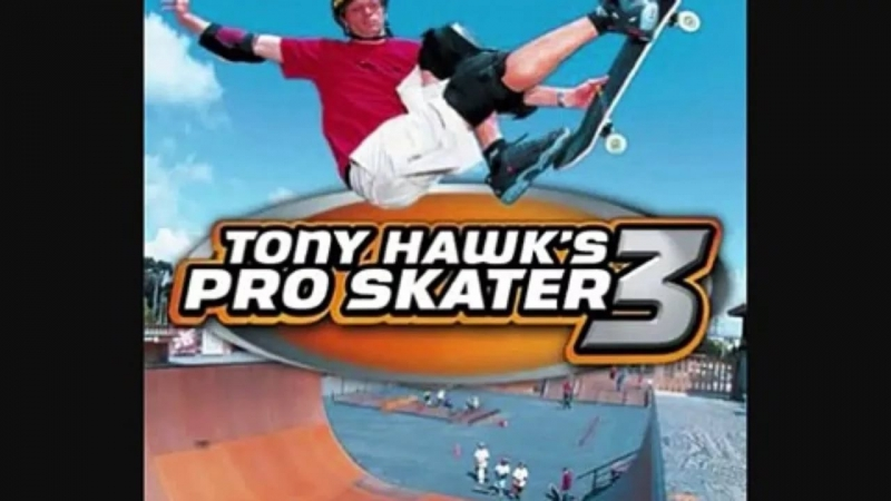 Bodyjar - Not the Same OST Tony Hawk\'s Pro Skater 3