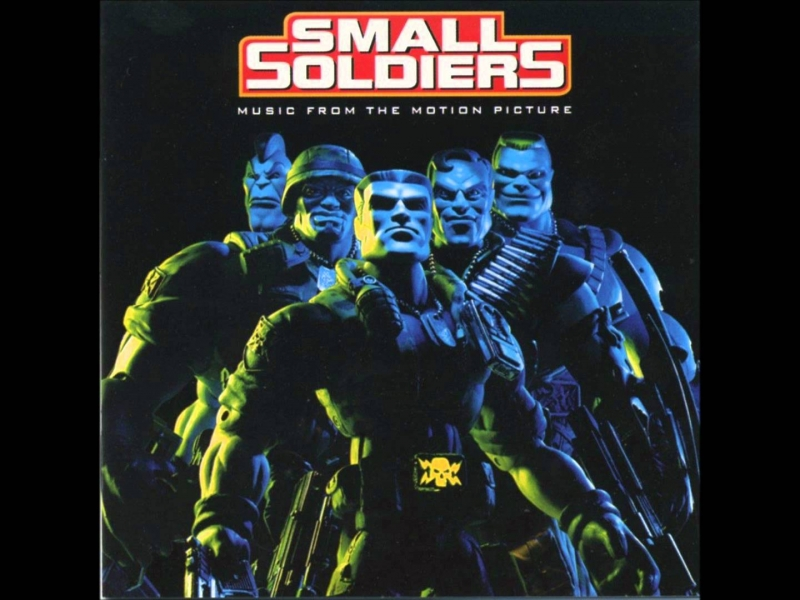 Bone Thugs-N-Harmony feat Flesh-N-Bone with Henry Rollins, Tom Morello and Flea - War OST Small Soldiers