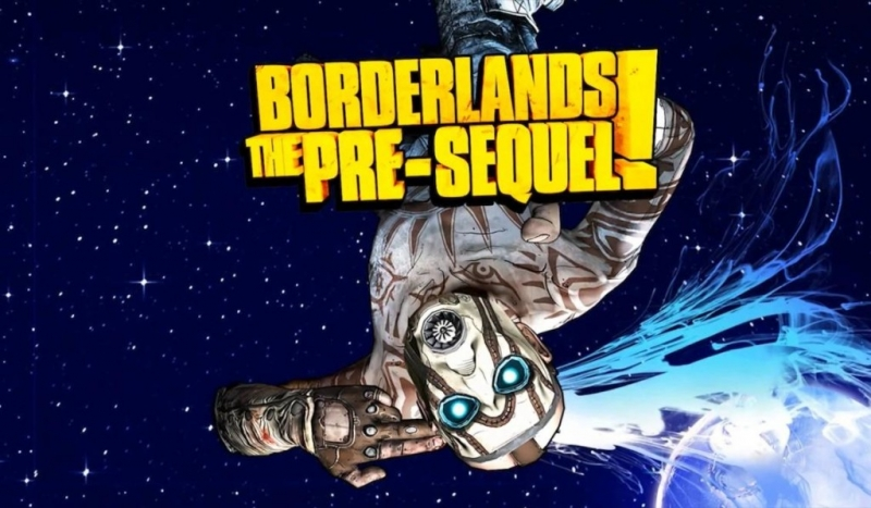 Borderlands The Pre-Sequel OST - Im the Biggest Arse on the Moon
