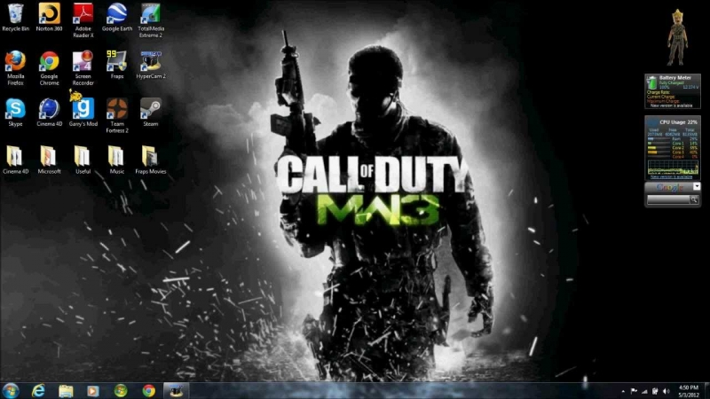 Brian Tyler - I Stand Alone Call Of Duty MW 3