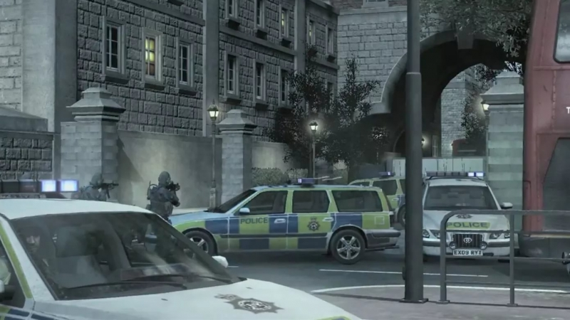 Brian Tyler - London Attack Call Of Duty MW3