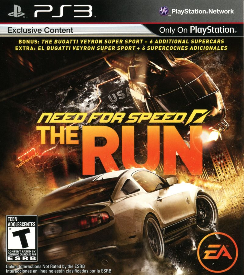 Brian Tyler - Need for Speed The Run