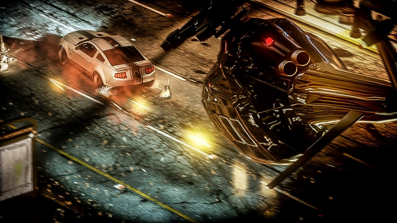 Brian Tyler - Need For Speed The Run Chase Theme