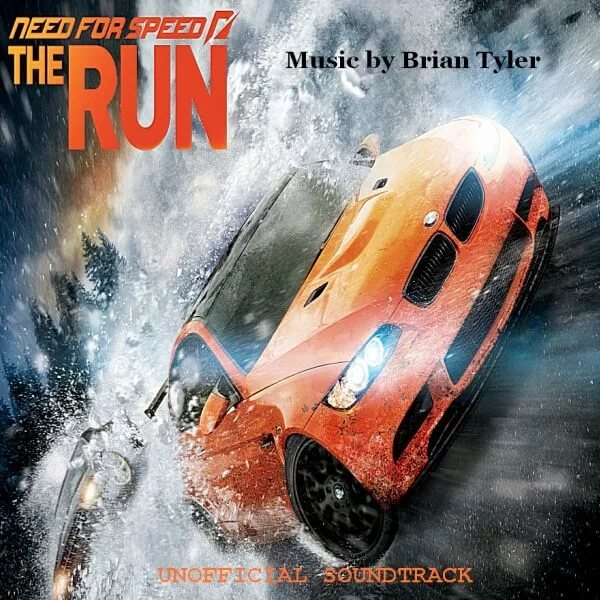 Brian Tyler - Timed Race Need for Speed The Run
