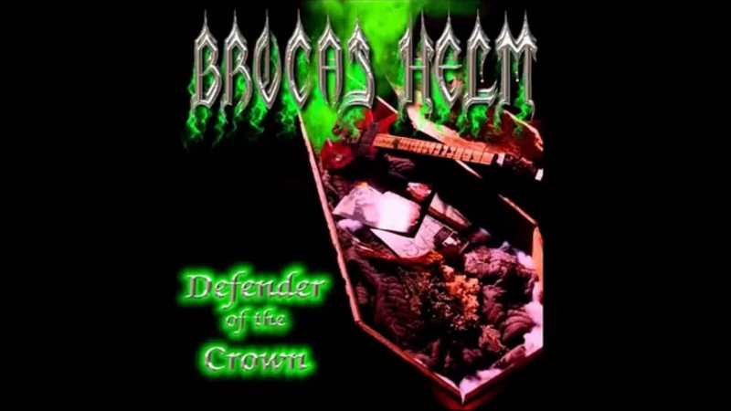 [Brutal Legend OST] Brocas Helm - Cry of the Banshee