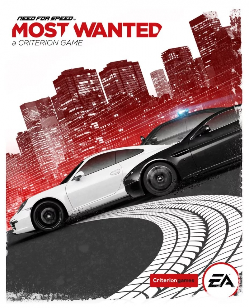 Muse - Butterflies and Hurricanes [OST NFS Most Wanted 2 Criterion Games]