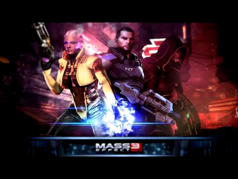 Mass Effect 3: Omega DLC Soundtrack - Cerberus Cruiser