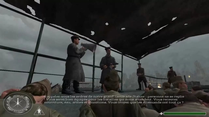 Call of Duty 1 - Stalingrad's Charge