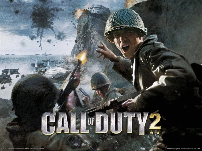 Call Of Duty 2 2005 soundtreck - The End of the Beginning