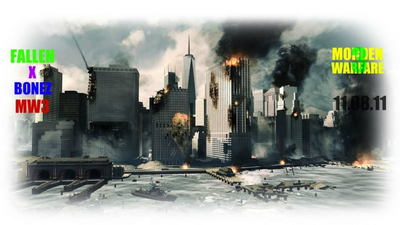 Call of Duty 4 Modern Warfare 3 - Battle For New York