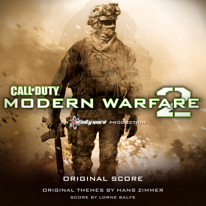 Call of Duty 4 Modern Warfare - Track17