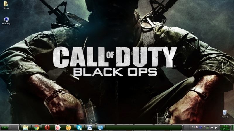 Call of Duty 7 Black Ops - Theme
