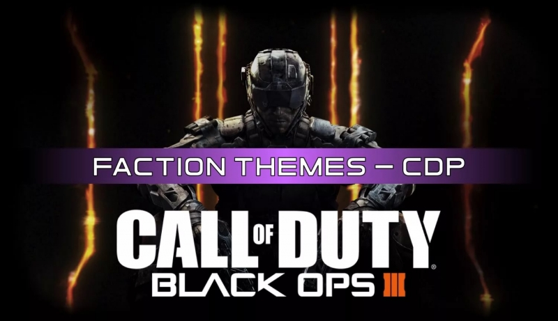 Call of Duty Black Ops 2 - Zombies Main Menu Music